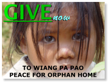 GIVE now TO WIANG PA PAOPEACE FOR ORPHAN HOME